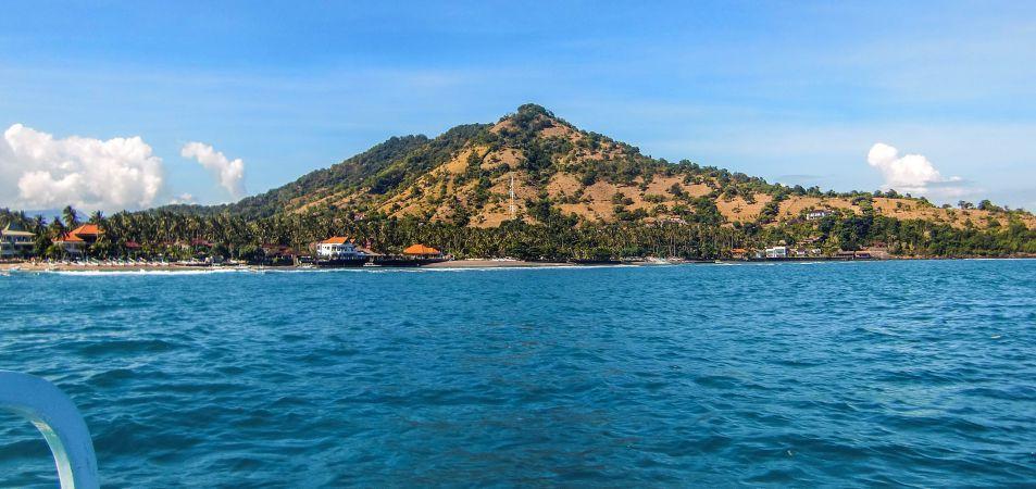 Candidasa kawasan wisata yang memabawa kita pada ketenangan di pulau dewata