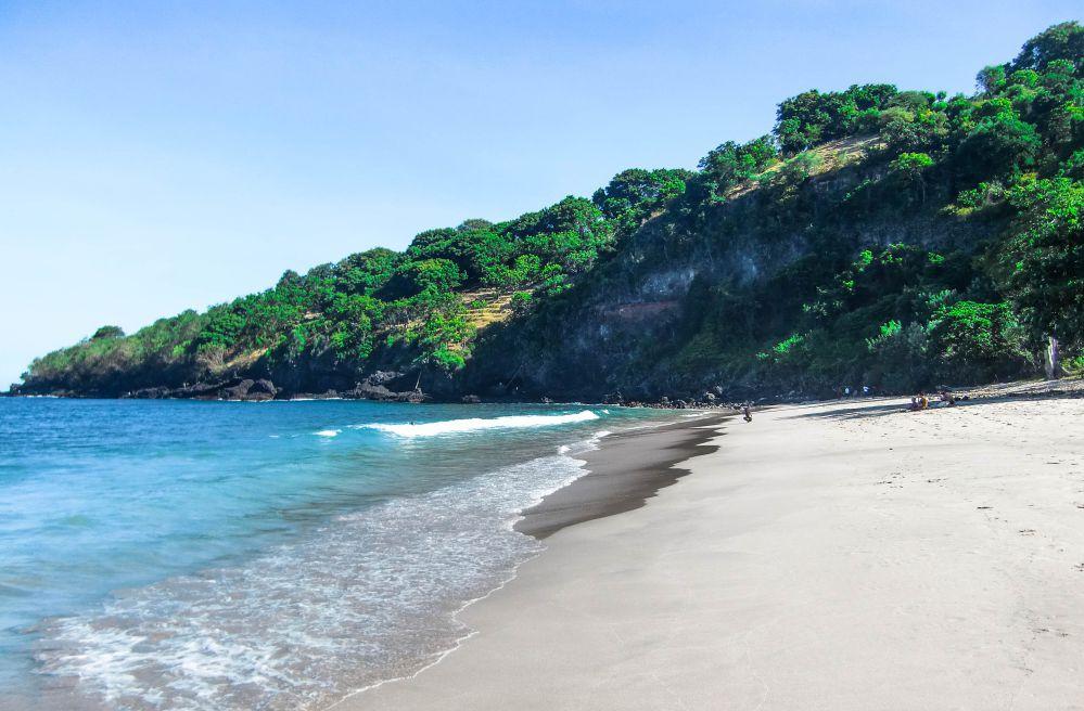 Pantai Virgin Karangasem - Pantai terbaik di dunia