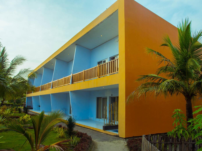Turlte Beach Hotel Ujung Genteng salah satu hotel nyaman dengan harga terjangkau