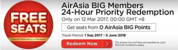 Air Asia Big Point Tiket Gratis Keliling Negara Asean