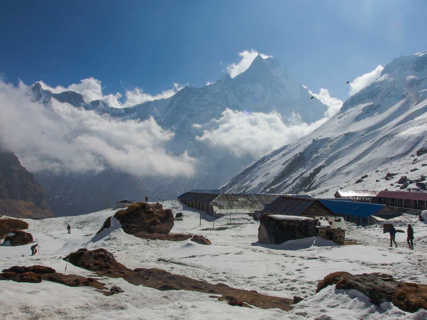 Annapurna Base Camp - ABC Trekking