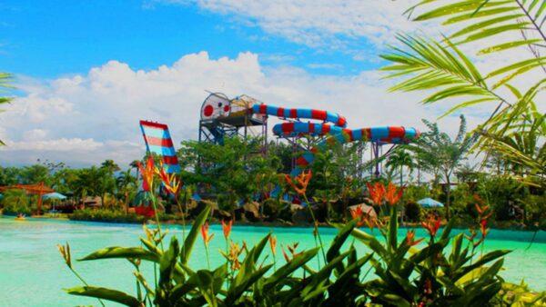 Taman hiburan di Bogor