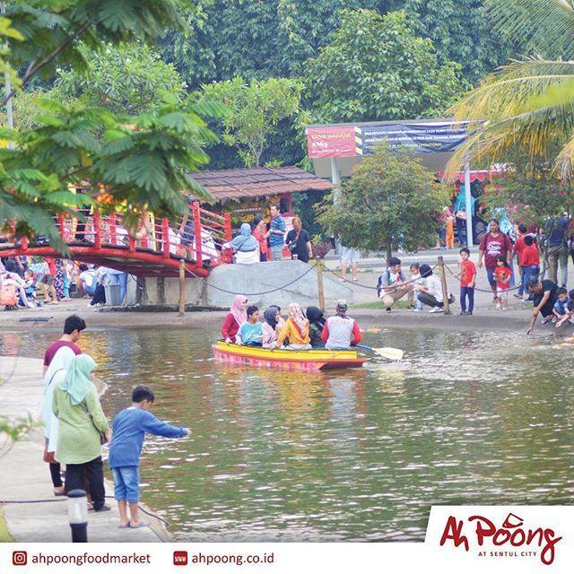 Sungai & Jembatan Ah Poong