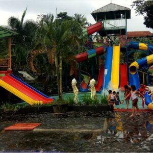 wahana waterpark Fishing Valley Bogor